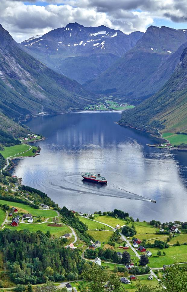 A Cruise With Stops In Just Days In Norway Its A Mustdo - Norway cruises