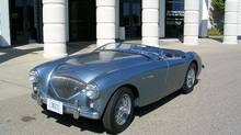 The Austin-Healey No. 1 will be on display at the Austin-Healey 34th Annual International Conclave in Kingston, Ont. June 21-26.