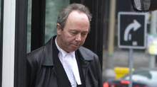 Mr. Justice Robert Maranger, who presided over the Shafia trial, is seen here in 2008. (Fred Chartrand/The Globe and Mail/Fred Chartrand/The Globe and Mail)