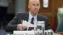 Parliamentary Budget Officer Kevin Page has been battling to get details of the federal government's spending cuts. (Sean Kilpatrick/THE CANADIAN PRESS)