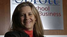 Linda Duxbury is a professor at the Sprott School of Business at Carleton University. (Linda Duxbury)