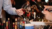 This year's wine festival features 175 wineries from 15 countires. The event started in 1979. (David Niddrie)