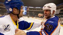 Goon is the story of Doug Glatt, a down-on-his-luck bouncer touched by the fist of God. Stars Seann William Scott.