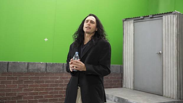 James Franco in The Disaster Artist.