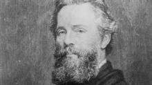 Herman Melville (1819-1891): There was a man who knew how to write a first line in a novel. (Library of Congress)