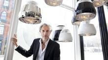 Designer Marcel Wanders (Moe Doiron/The Globe and Mail)