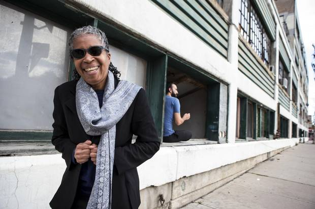 Dionne Brand is a former Toronto poet laureate, Goverenor-General's award winner, novelist and political activist.