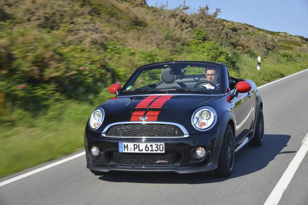 buying used: should i get a mini cooper roadster or the fiat 500