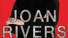 "Detail from the cover of ""I Hate Everything... Starting With Me"" by Joan Rivers"