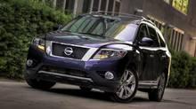 2013 Nissan Pathfinder (Nissan)