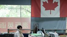 Of all GMAT scores sent to Canada, 63 per cent came from international students (mostly China and India), up from 48 per cent in 2009. (Sean Gallagher for The Globe and Mail)