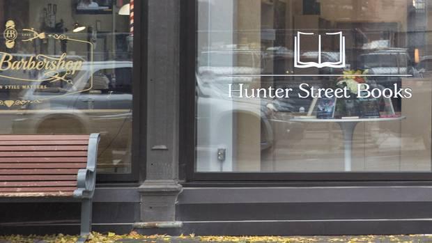 Hunter Street Books in Peterborough, Ont.