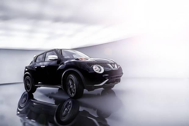 Nissan Juke.