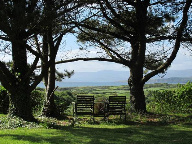 Ireland's Anam Cara retreat offers a place of warmth and solitude.