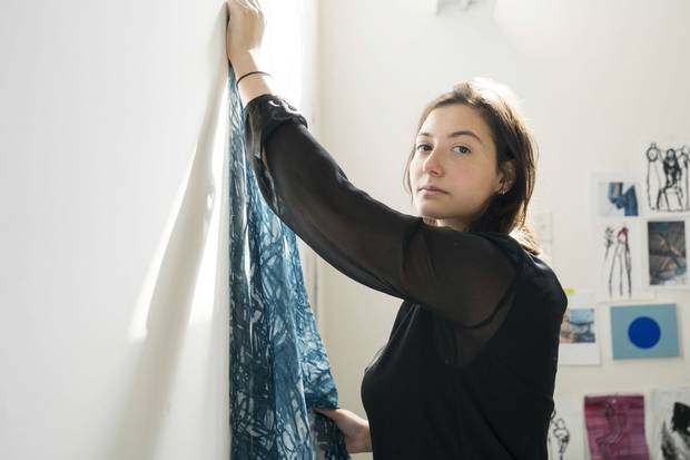 Jana Ghalayini: 24, Toronto. Artist. Palestinian-Canadian.