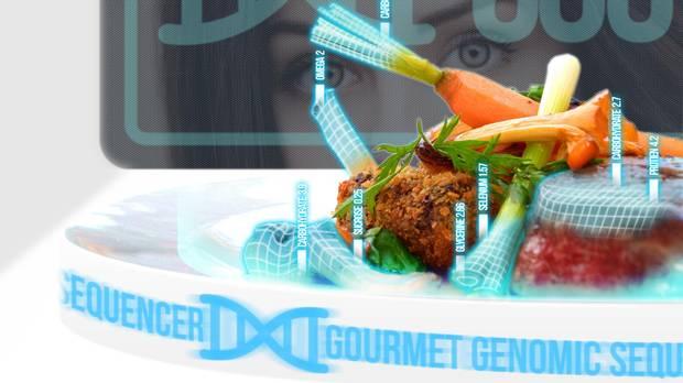 Genomic food.