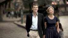 The Love Punch showcases the chemistry between Pierce Brosnan and Emma Thompson, where they bicker and banter like the old pals that they are.