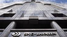 The offices of SNC-Lavalin in Montreal. (RYAN REMIORZ/THE CANADIAN PRESS)