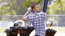 Singer and avid golfer Justin Timberlake has worked with Callaway on its marketing. (Callaway)