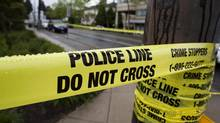 Statistics Canada data shows Canada's homicide rate has dropped to it's lowest since 1966. (Rafal Gerszak for The Globe and Mail)