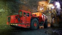 Production at Hudbay 777 mine in Flin Flon, Manitoba. (Brian Pieters)