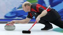 Curling champion Kevin Martin welcomes Roger's purchase of the Grand Slam of Curling. (NATHAN DENETTE)