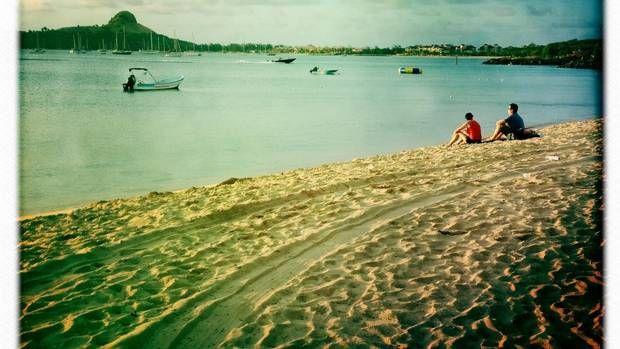 St. Lucia's beaches are popular with tourists and locals. (Nathan VanderKlippe/The Globe and Mail)