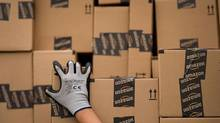Retailers such as Amazon are counting on high online sales, increasingly treating free shipping as a cost of doing business. (David Paul Morris/Bloomberg News)