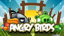 Screencap of Rovio's popular iPhone Game Angry Birds. The Finland-based company is aiming for a stock market listing in New York in two to three years, its chief executive told Reuters. (Andrew Currie/Flickr Creative Commons)