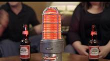 NHL players are already being integrated into the Budweiser Red Light campaign.