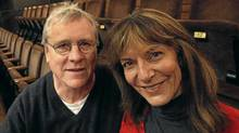 Joseph Ziegler and Nancy Palk: The married couple are playing Willy and Linda Loman in an upcoming revival of Death of a Salesman. (The Globe and Mail)