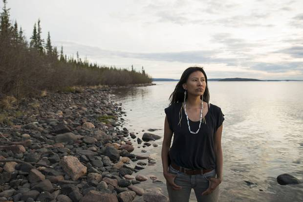 Melaw Nakehk'o came to understand her Dene people's history in Fort Simpson by travelling the land and hearing stories.