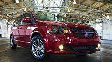 Chrysler sold 46,732 Dodge Grand Caravans in Canada last year (Chrysler)