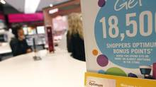 Shoppers Drug Mart has risen more than 40 per cent since it was profiled in February, largely on Loblaw's blockbuster $12.4-billion takeover offer. (Fernando Morales/The Globe and Mail)