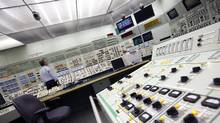 A look inside the simulation training room at the Pickering nuclear plant. (Deborah Baic/The Globe and Mail/Deborah Baic/The Globe and Mail)