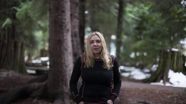 Documentarian Fern Levitt.