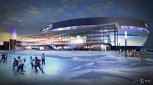 A Look At The New Quebec City Arena
