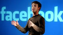 The face of Facebook: Twenty-seven-year-old CEO and founder Mark Zuckerberg. (CRAIG RUTTLE/AP/CRAIG RUTTLE/AP)