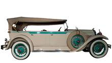 "The finely-crafted 1927 McLaughlin Buick ""Royal Tour Car"" was built for a royal tour by the Duke of Windsor, who was so impressed he ordered a McLaughlin Buick for his official limousine after becoming King Edward the VIII. (Courtesy of the Canada Science and Technology Museum)"