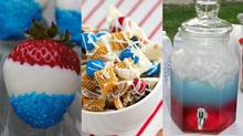 Ann Romney, wife of GOP frontrunner Mitt, is one of more than 10 million registered Pinterest users pinning her passions, which include patriotic dipped strawberries, red-white-and-blue Chex mix and Independence Punch (Pinterest.com)