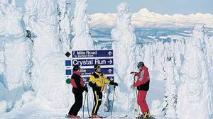 These B.C. ski hills, such as Sun Peaks, above, have tons of snow, lots of sunshine and runs especially enticing to the experienced skier. All they lack? Manmade majestic flourishes and the crowds you'll find at other better-known resorts.