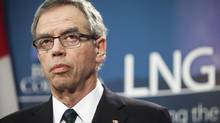 Joe Oliver, Canada's Minister of Natural Resources, Feb. 25, 2013. (Rafal Gerszak for The Globe and Mail)