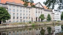 A person working in the German Defence Ministry is suspected of being a U.S. spy. (Maurizio Gambarini/Associated Press)