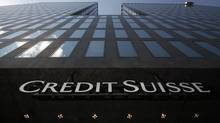 The Credit Suisse building in Zurich is shown in this file photo. The company is closing or reducing parts of its business to raise capital to meet new regulatory requirements. (CHRISTIAN HARTMANN/REUTERS)