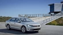 2013 Volkswagen Passat (Volkswagen)