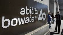 Fibrek said the unsolicited bid from AbitibiBowater, which is rebranding under the name Resolute Forest Products, is timed to take advantage of turmoil on the equity markets and low pulp prices. (Ryan Remiorz/The Canadian Press/Ryan Remiorz/The Canadian Press)