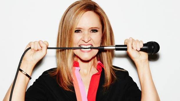 Full Frontal with Samantha Bee is a venue for venting anger, and viewers go away from it deeply satisfied.