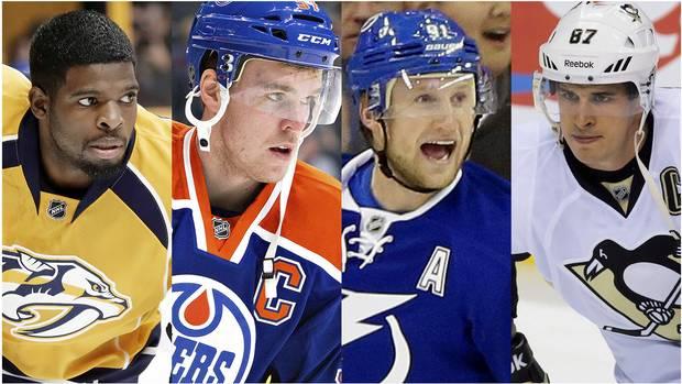 The NHL season begins Wednesday.