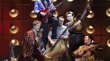 "A scene from ""Million Dollar Quartet"" (Jeremy Daniel/CP/Dancap)"