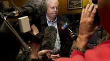 Chris Bolton says the Atkinson Foundation was aware his charity would deduct a commission from their donation. (Peter Power/The Globe and Mail)